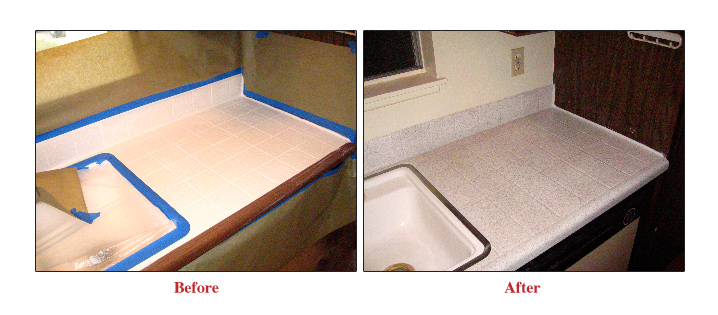 Admirable Grout Expectations Countertop Refinishing Home Remodeling Inspirations Cosmcuboardxyz