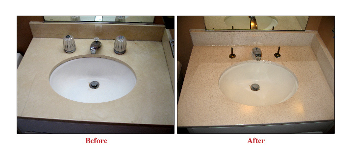 cleaning for granite countertops