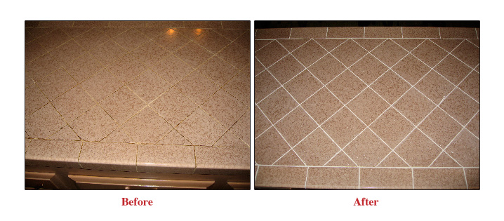 Q When Should Tile Be Re Grouted